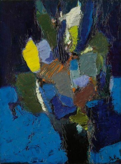 Denise DOBIN (1916-2010)