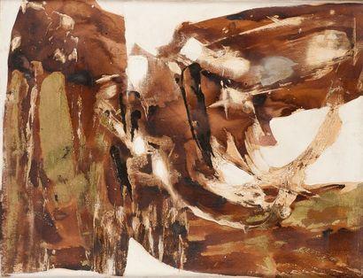 Marcelle FERRON [canadienne] (1924-2001)