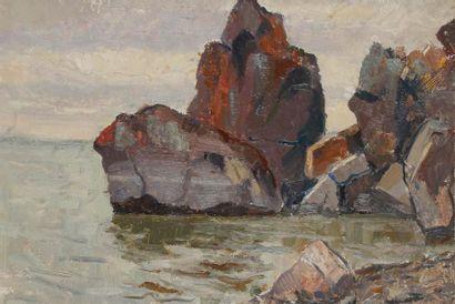 Vladimir Petrovitch TOMILOVSKY (1901-1990)