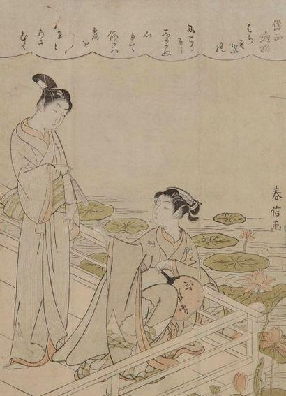 Harunobu (1725-1770)