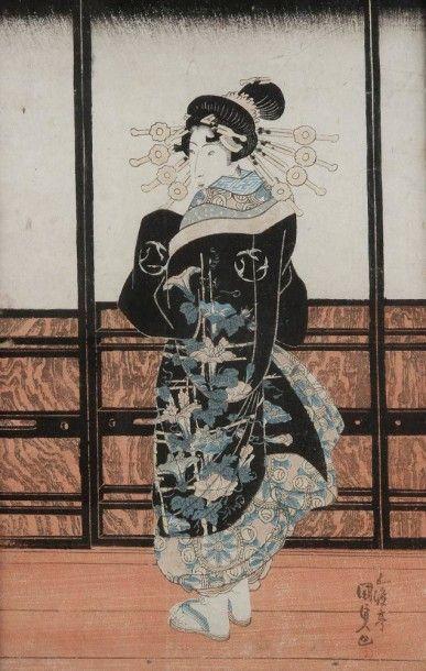 Kunisada/Toyokuni III (1786-1865)