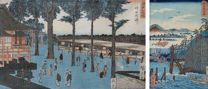 HIROSHIGE (1797-1858)