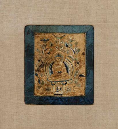 TIBET - Début XVIe siècle