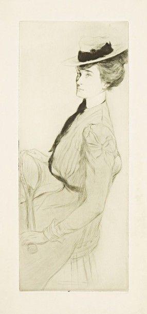 Edgar CHAHINE (1874-1947)