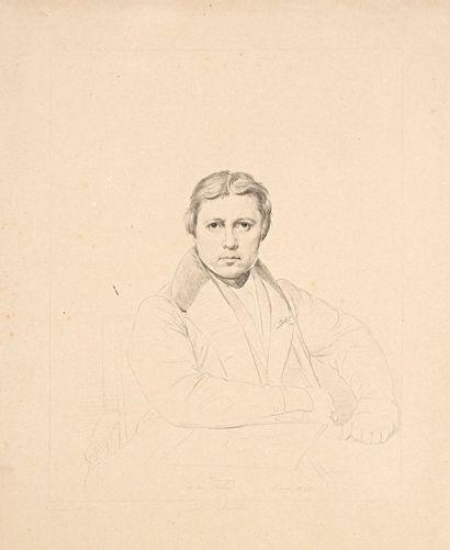 Jean-Auguste-Dominique Ingres (1780-1867) (d'après)