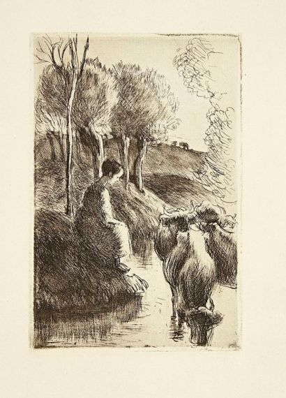 Camille Pissarro (1803-1903)