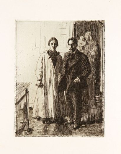 Anders Zorn (suédois, 1860-1920)