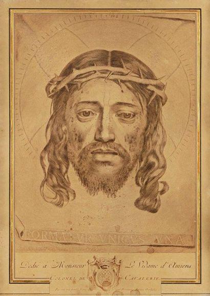 Claude MELLAN (1598-1688) (d'après)