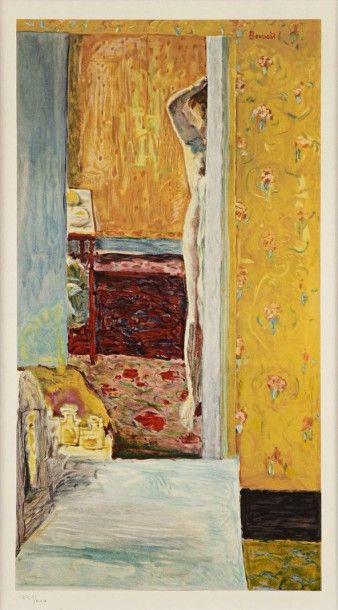 Pierre Bonnard (1867-1947) (d'après)