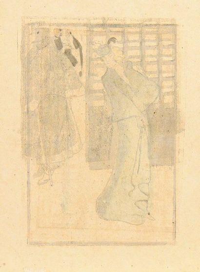 GEORGE BOTTINI (1874-1907)