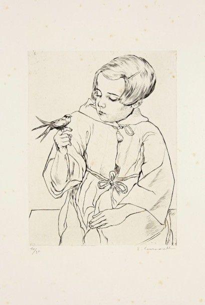 ÉTIENNE COURNAULT (1891-1948)