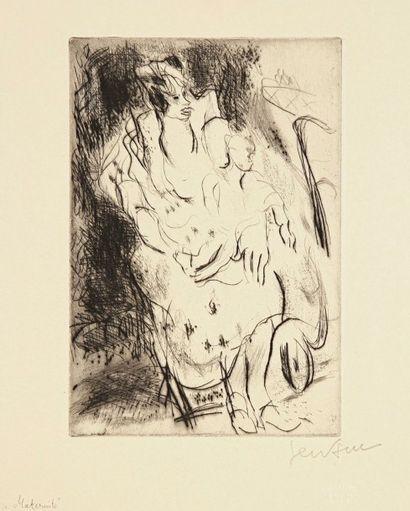 GEN-PAUL (Eugène PAUL, dit) (1895-1975)