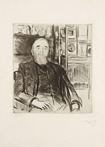 Paul-César HELLEU (1859-1927)