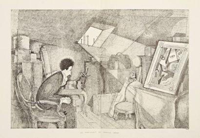 Paul Iribe (1883-1935) (d'après)