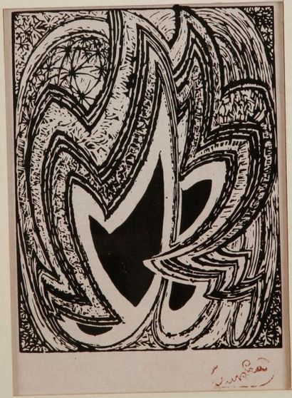 Franti?ek Kupka (tchèque, 1871-1957)