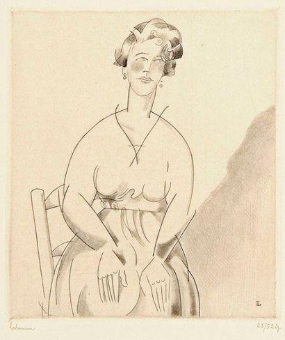 Jean-Emile LABOUREUR (1877-1943)