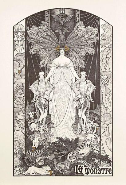 Marcel-Lenoir (Jules Oury, dit) (1872-1931)