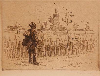 Etienne MOREAU-NELATON (1859-1927)