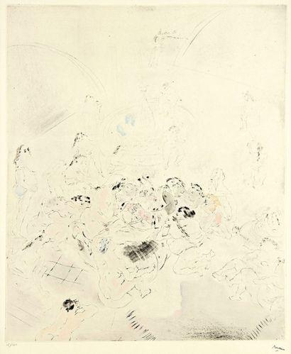 Jules PASCIN (Julius PINKAS, dit) (1885-1930)