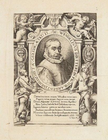 Wendel I Dietterlin (1550-1599)