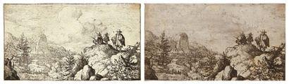 Allart VAN EVERDINGEN (1621-1675)
