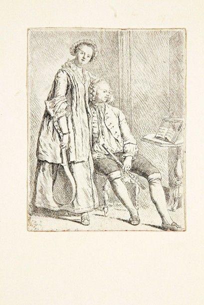 Johann Gottlieb Glume (1721-1778)