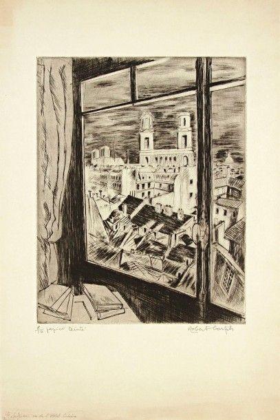ROBERT BONFILS (1886-1972)
