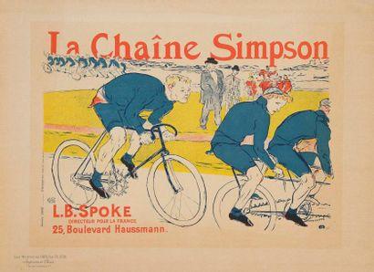 LES Maîtres DE L'AFFICHE La Chaîne Simpson...