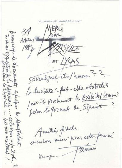 Pierre-Yves TRÉMOIS (né 1921)