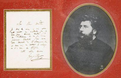 Georges bizet (1838-1875)