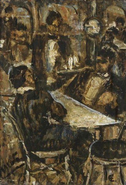 Antonio FUENTES [espagnol] (1905-1995)