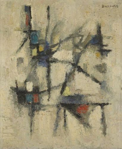 Ézéquiel BAROUKH [égyptien] (1909-1984)