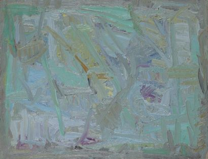David LAN-BAR [polonais] (1912-1987)