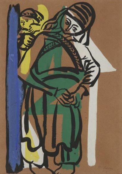 Bedri RAHMI EYÜBOGLU [turc] (1911-1975)
