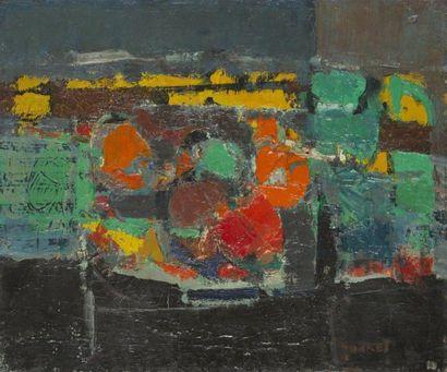 Jacques YANKEL (né en 1920)