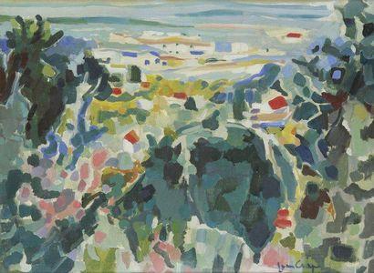 Jean Georges CHAPE (1913-2002)
