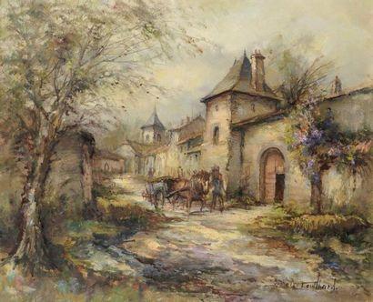 Jean Marie COUILLARD (né en 1926)