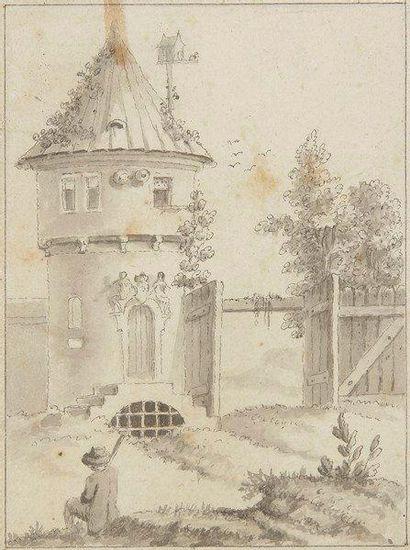 Louis Carrogis, dit Carmontelle (1717-1806, Attribué à