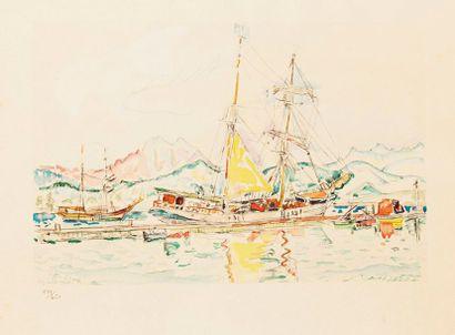 Paul SIGNAC (1863-1935) (d'après)
