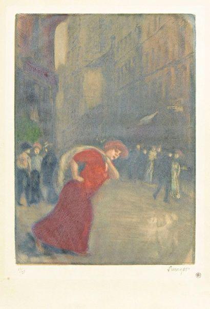 Joaquin Sunyer y Miro (1874-1956)