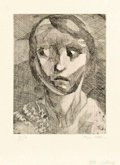 Jacques Villon (Gaston Duchamp, dit) (1875-1963)