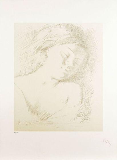 Balthus (Balthasar Klossowski de Rola, dit) (1908-2001)