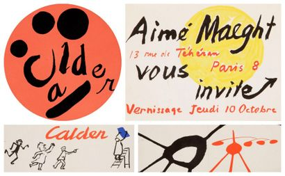 Alexander Calder (1896-1976)