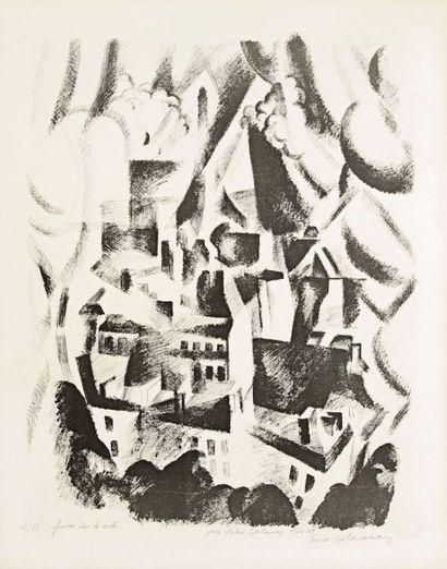 Robert Delaunay (1885-1941) (d'après)