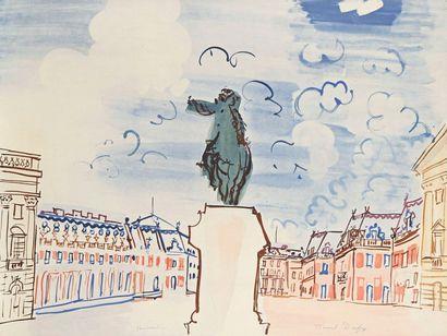 Raoul Dufy (1877-1953) (d'après)