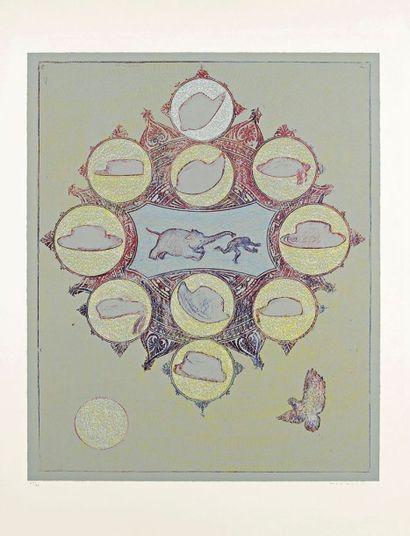 Max Ernst (1891-1976) (d'après)