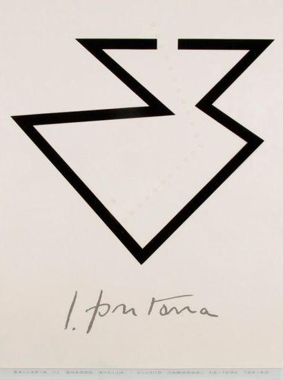 Lucio Fontana (italien, 1899-1968)