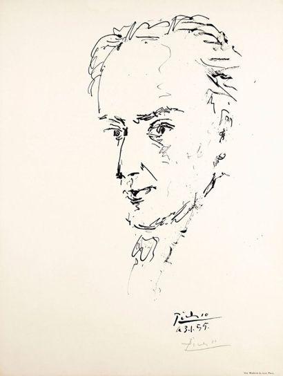 Pablo PICASSO (1881-1973) (d'après)
