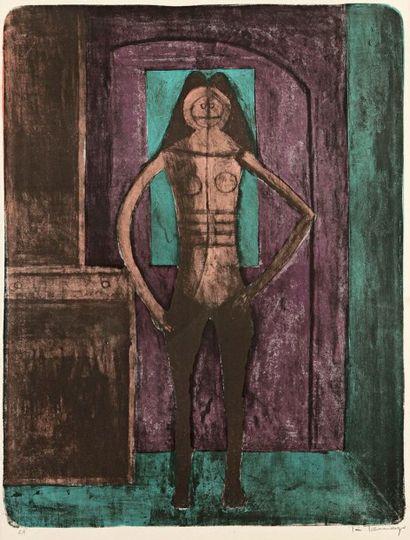 Rufino Tamayo (mexicain, 1899-1991)