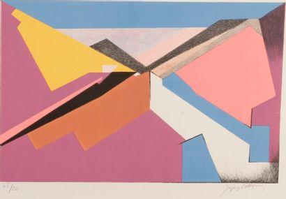 Jacques Villon (Gaston Duchamp, dit) (1875-1963) (d'après)